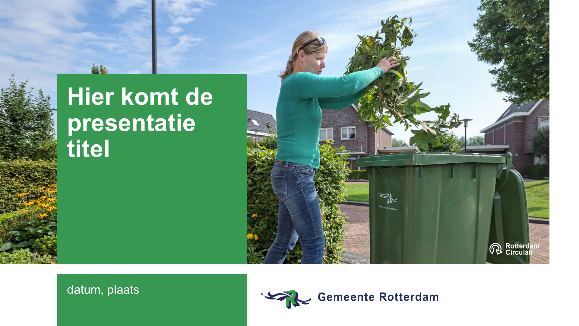 Municipality-Rotterdam-PowerPoint-example-ROOPS